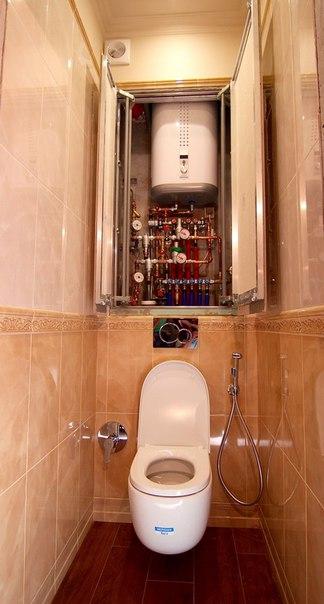 Лучек сантехнический для туалета молодежная